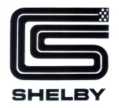 Square CS Shelby Decal