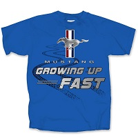 Growing up Fast Kids T-shirt