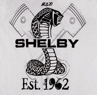 Shelby Pistons T-shirt