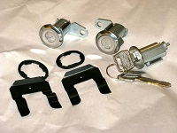 Ignition and Door Lock set