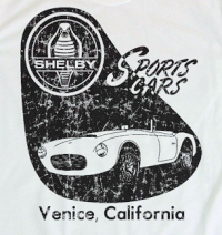 Shelby Sports Cars T-shirt